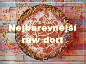 raw dort, vegan
