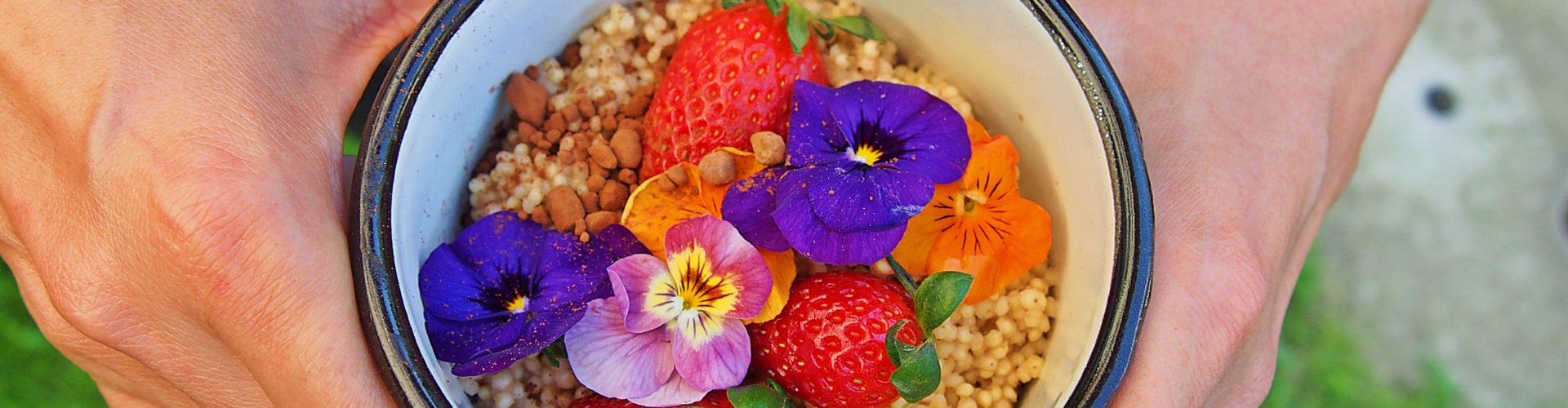 Hit letošního jara! Jedlé kytky!