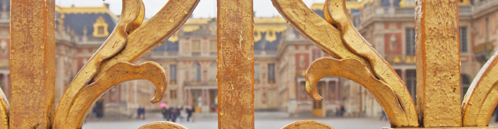 Versailles – zámek, kudy kráčela Marie Antoinetta i Angelika