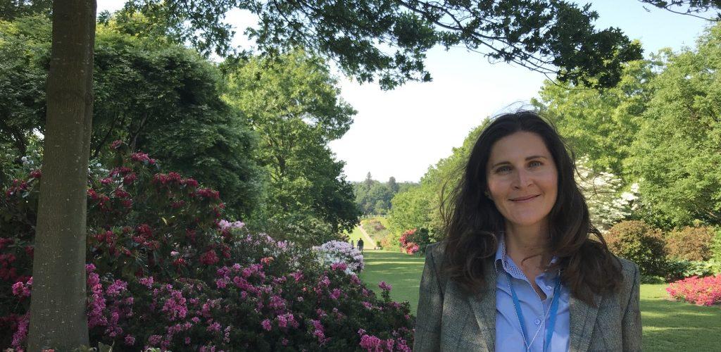 Rozhovor s Jitkou Juliet Navrátilovou, úspěšnou průvodkyní v Londýně, šamanskou praktičkou a vypravěčkou příběhů