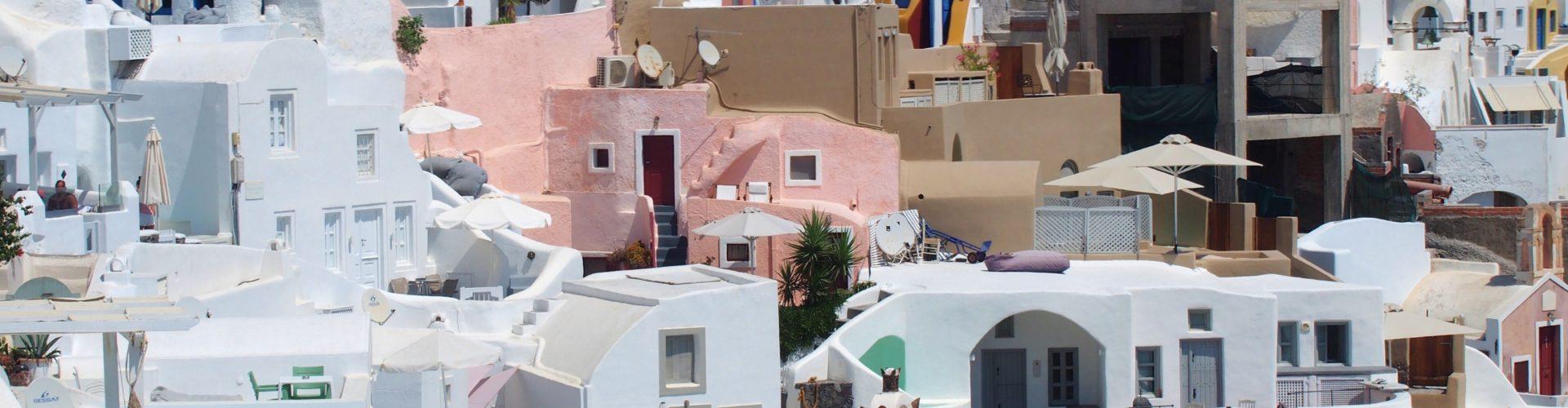 Santorini – ostrov, který by neměl chybět na vašem Travel Bucket listu